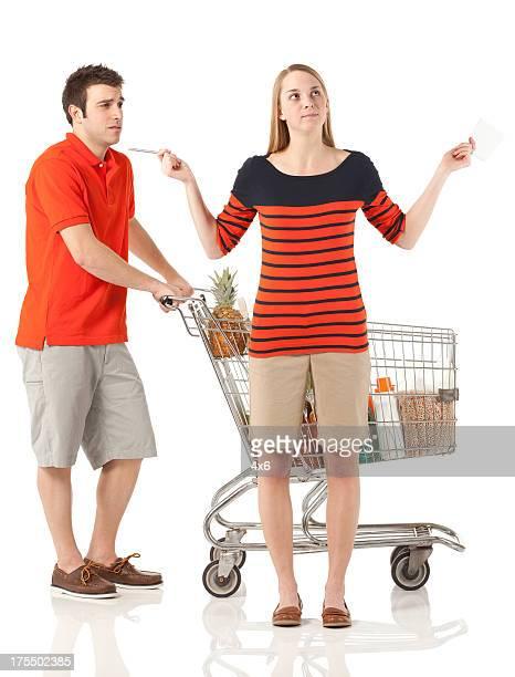 Gehen Sie shopping problem