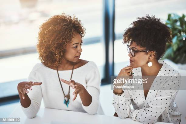 she has great ideas - black women stock photos and pictures