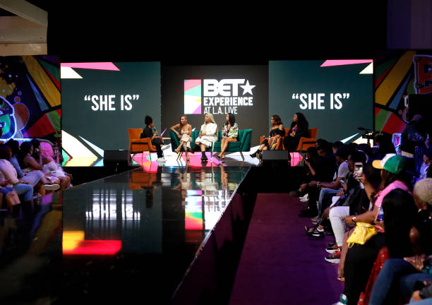 CA: 2019 BET Experience - BET Her Presents Fashion & Beauty - Day 2