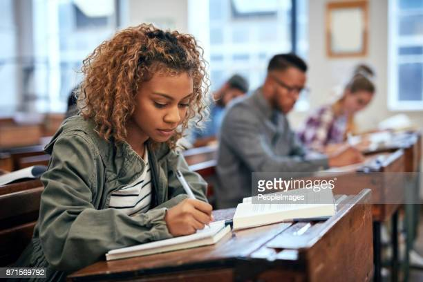 she is ready for the exam because she studied - college student stock pictures, royalty-free photos & images