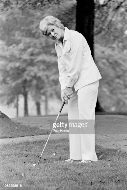 She loved golf Mary E Clark Brigadier General just before she was promoted to Major General and became the first woman to attain the rank of major...