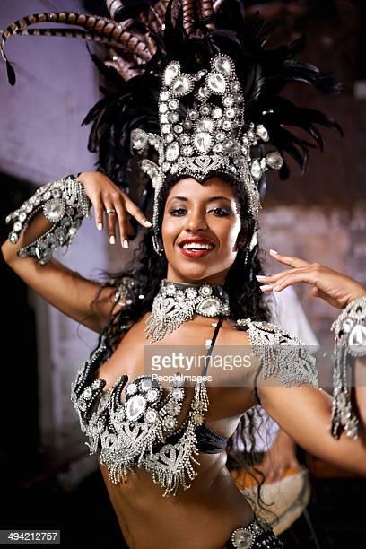 Hace aún más sexy samba