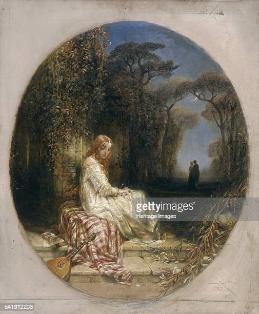 She never told her love' 18251892 Artist Alfred Joseph Woolmer
