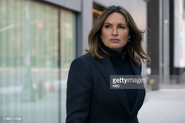 UNIT She Paints For Vengeance Episode 21011 Pictured Mariska Hargitay as Captain Olivia Benson