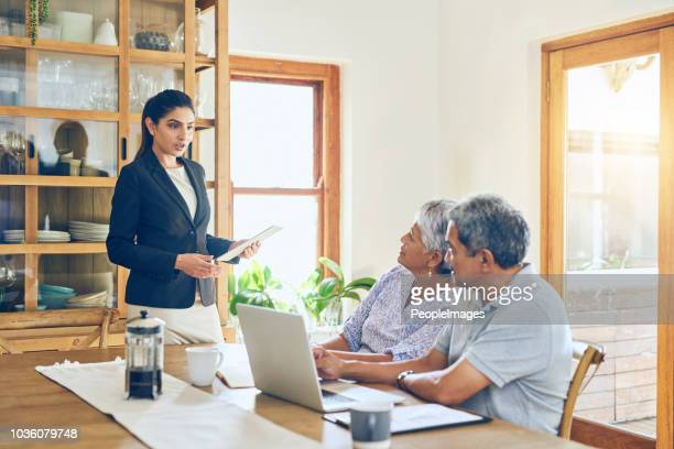 she provides the most helpful advice - life insurance stock pictures, royalty-free photos & images