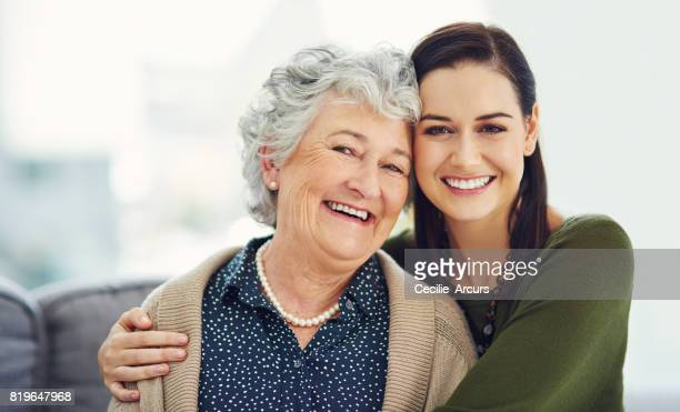 she taught me the value of love - mother daughter stock photos and pictures