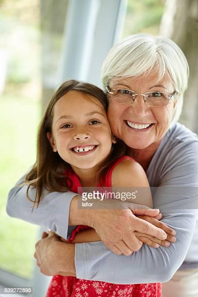 Sie schätzen Ihre Enkelin