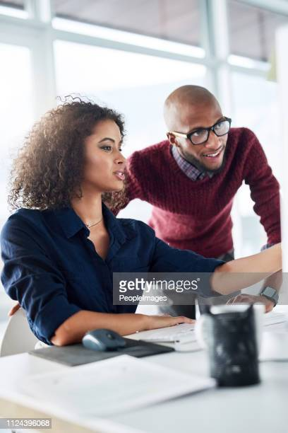 she trusts his advice - role model stock pictures, royalty-free photos & images