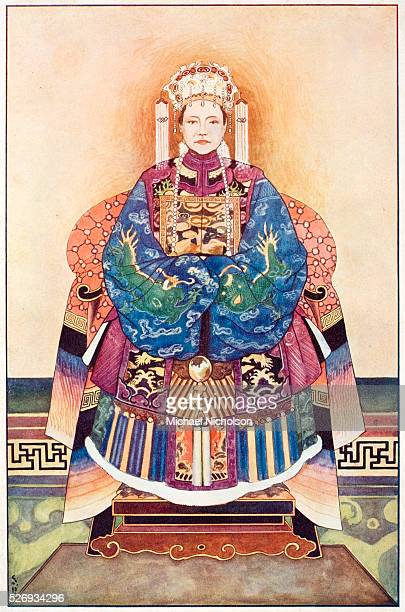 She was China's last effective dynastic ruler She was a powerful and charismatic woman who unofficially but effectively controlled the Manchu Qing...