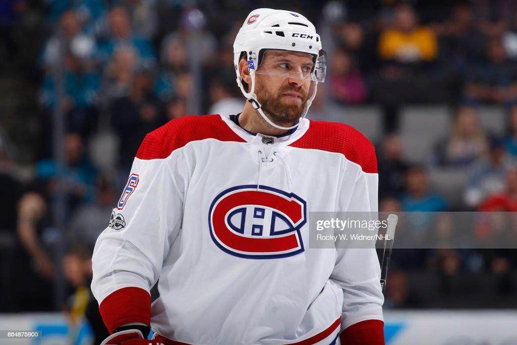 Montreal Canadiens v San Jose Sharks : News Photo