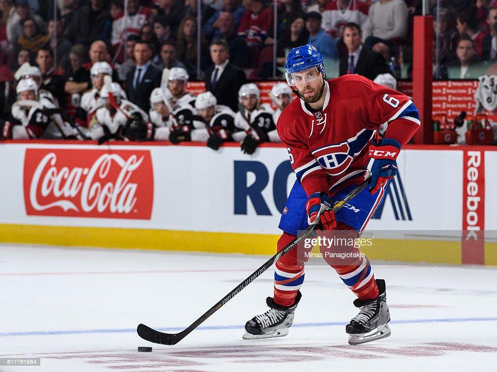 Arizona Coyotes v Montreal Canadiens : News Photo