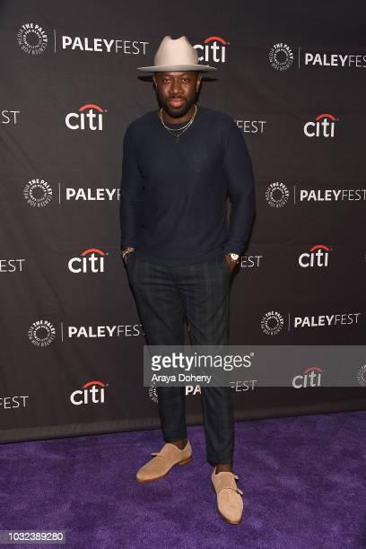 "Sheaun McKinney from ""The Neighborhood"" attends The Paley Center for Media's 2018 PaleyFest Fall TV Previews - CBS at The Paley Center for Media on..."