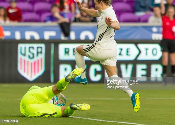 SheBelieves Cup between Germany and France on March 7th 2017 at Orlando City Stadium in Orlando FL