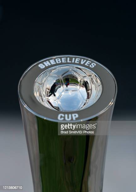 SheBelieves Cup during a game between Japan and USWNT at Toyota Stadium on March 11 2020 in Frisco Texas