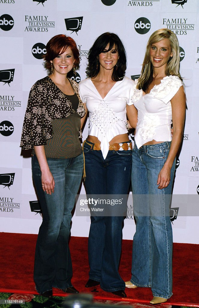 SHeDAISY during The 4th Annual Family Television Awards - Press Room and Arrivals at Beverly Hilton Hotel in Beverly Hills, California, United States.