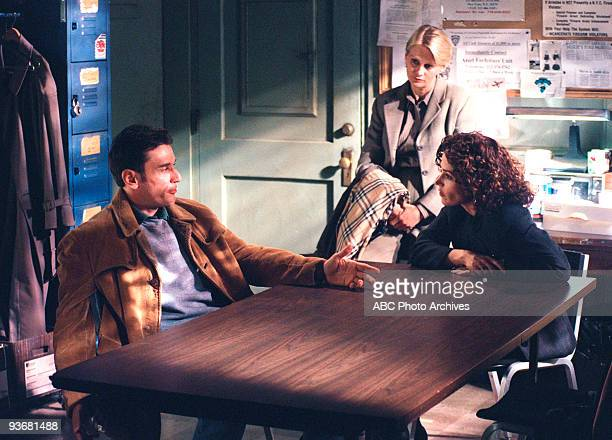 D BLUE 'Sheedy Dealings' Season Five 11/18/97 Kirdendall and Russell investigate the claim of a wealthy woman that her maid did not accidentally...
