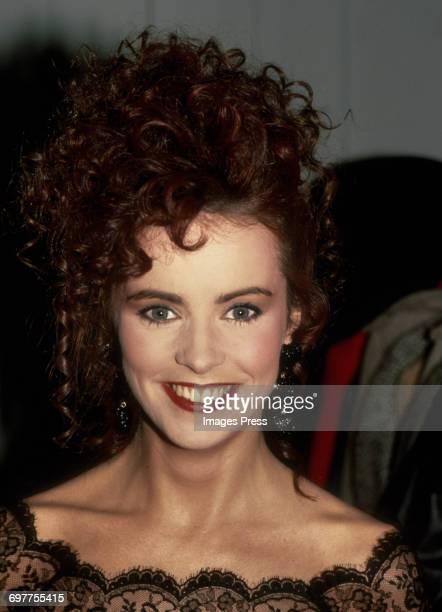 Sheena Easton backstage circa 1988 in New York City