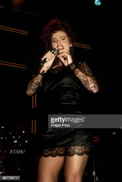 Sheena Easton in concert circa 1988 in New York City