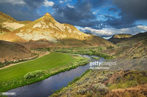 Sheep Rock and John Day Wild and Scenic River
