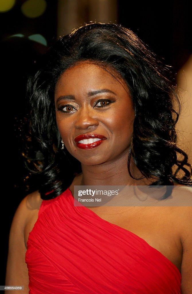 Beauty And Fashion Executive Taylor Lynn Attends Dubai International Film Festival : Foto di attualità