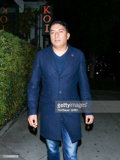 Sheeraz Hasan is seen on March 08 2020 in Los Angeles California