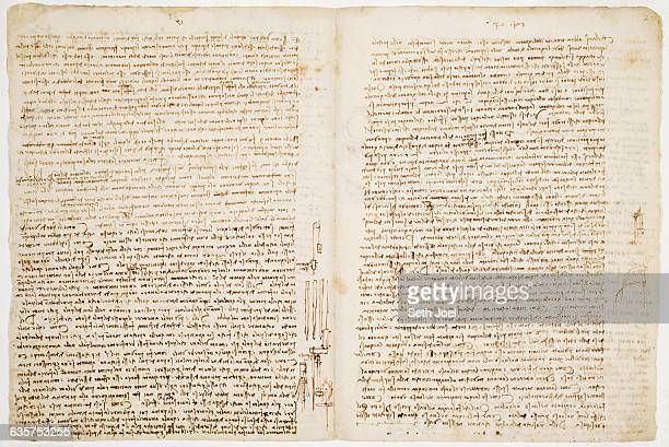 Sheet 10B Discussion on these pages continues problems laid out on sheets 3A and 3B On folio 10v Leonardo refutes the biblical account that...