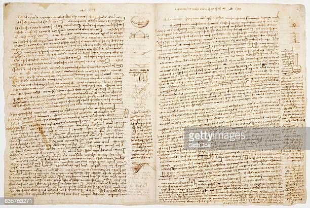 Sheet 12B: Folio 12v, is devoted to the nature of water responding to impact. As usual, Leonardo proceeds from the simple case to the complex. On...