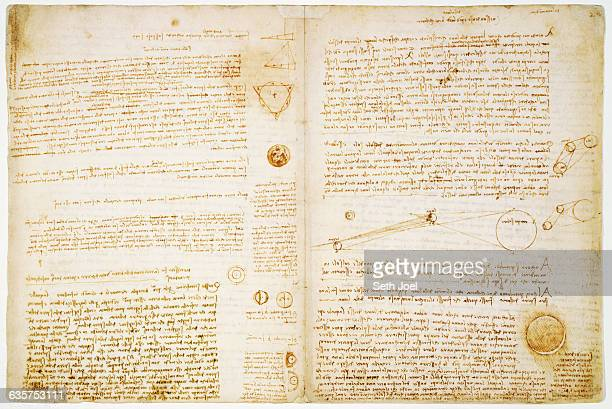 Sheet 2A Leonardo first discusses gravities or centers as he evaluates earlier theories on the composition of the world On folio 2r he explores the...