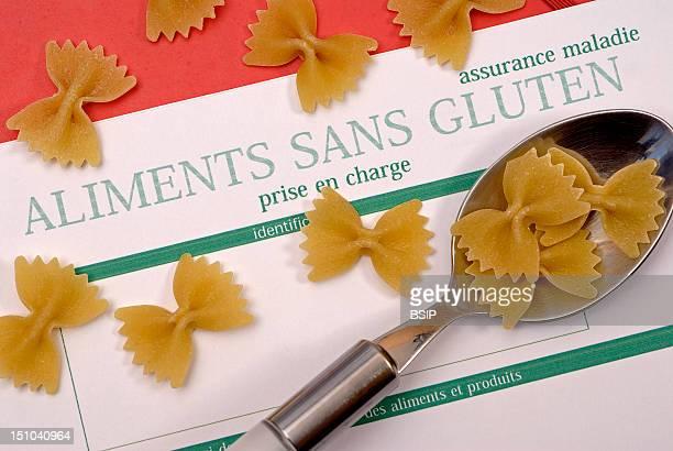 Sheet For The Reimbursement Of Gluten Free Food