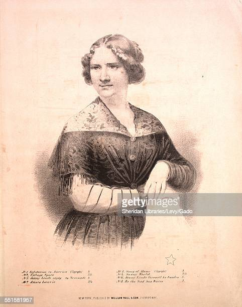 Sheet music cover image of 'Annie Laurie' New York New York 1900