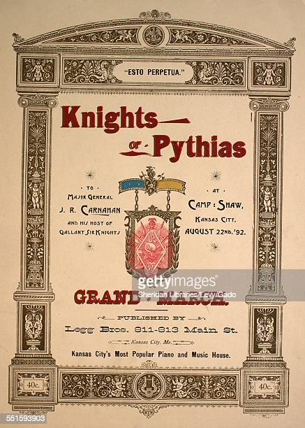 Image result for Knights of pythias getty images