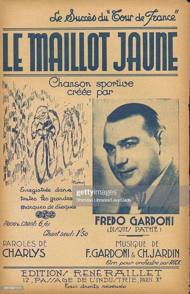 Le Maillot Jaune : News Photo