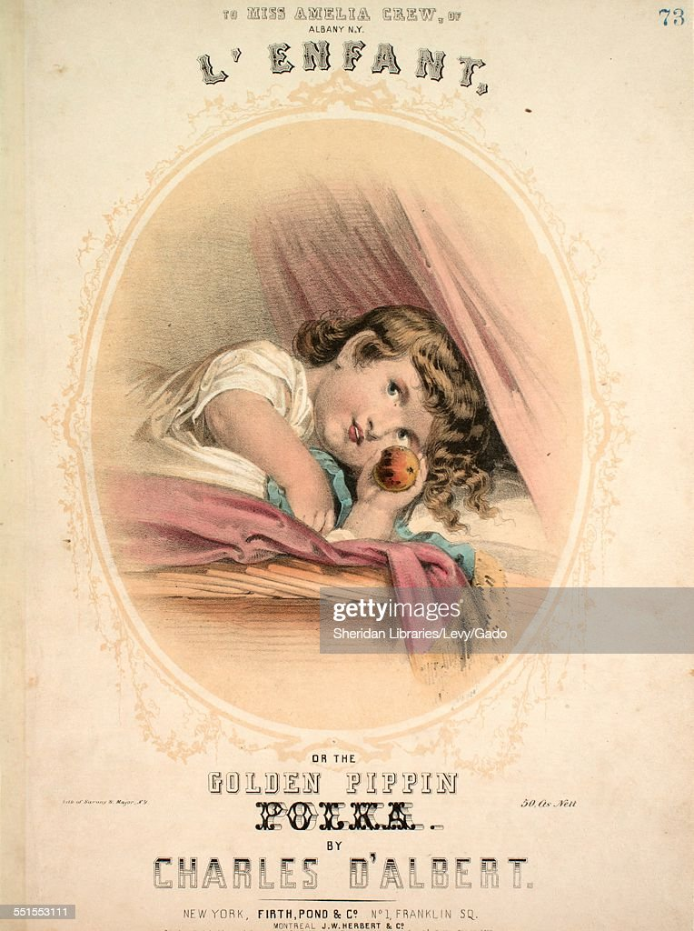 All Music Chords golden sheet music : L'Enfant, Or, The Golden Pippin Pictures | Getty Images