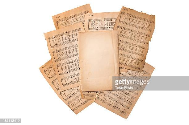 sheet music - sheet music stock pictures, royalty-free photos & images