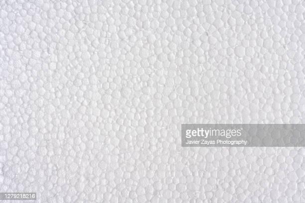 sheet of expanded polystyrene or porexpan. eps. - ポリマー ストックフォトと画像