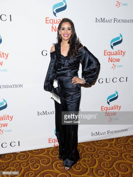 Sheetal Sheth attends the 2017 Equality Now Gala at Gotham Hall on October 30 2017 in New York City