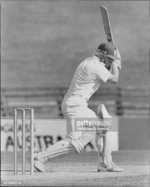 Sheffield Shield cricket at SCG NSW vs QldWellham gets Maguire away for 1 February 21 1983