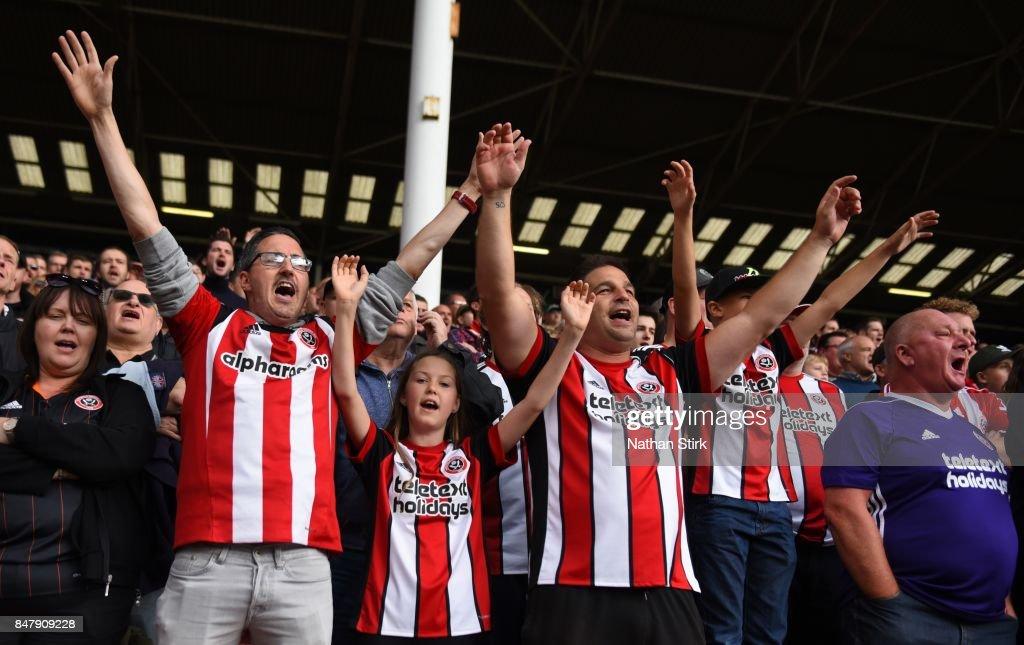 Sheffield United v Norwich City - Sky Bet Championship : News Photo
