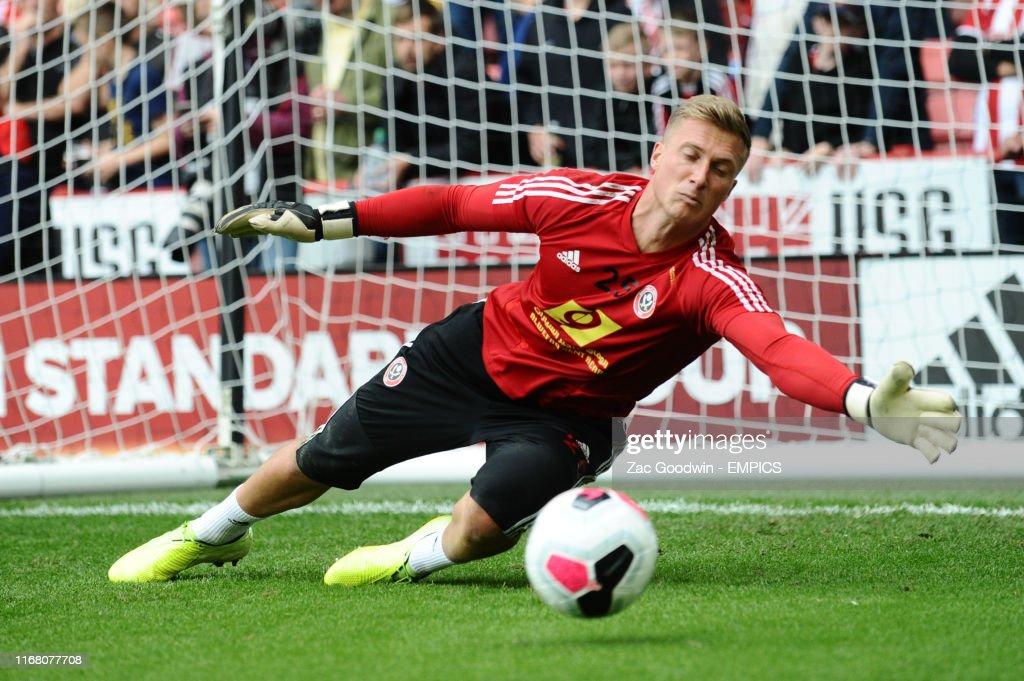 Sheffield United v Southampton - Premier League - Bramall Lane : News Photo