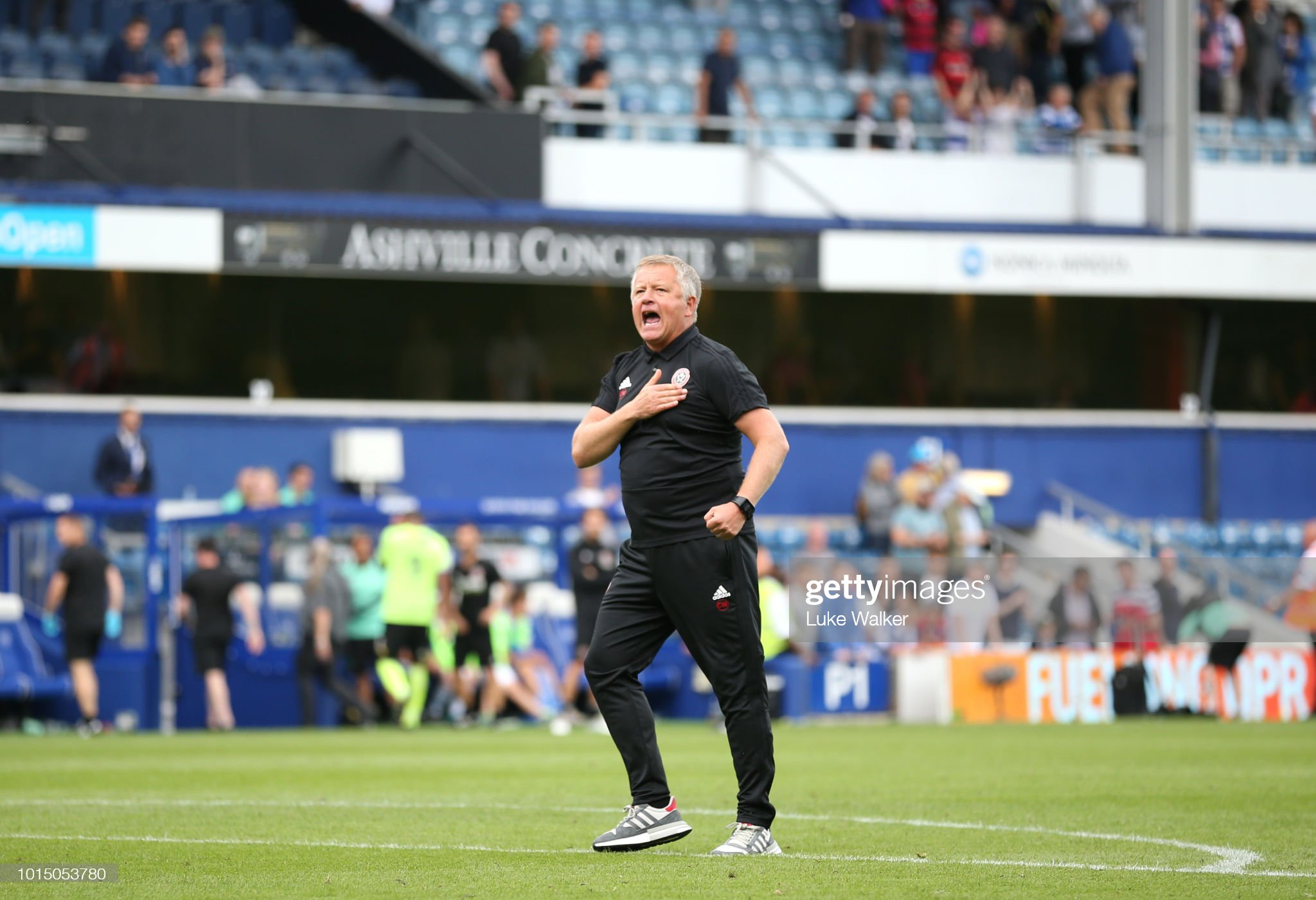 Queens Park Rangers v Sheffield United - Sky Bet Championship : News Photo