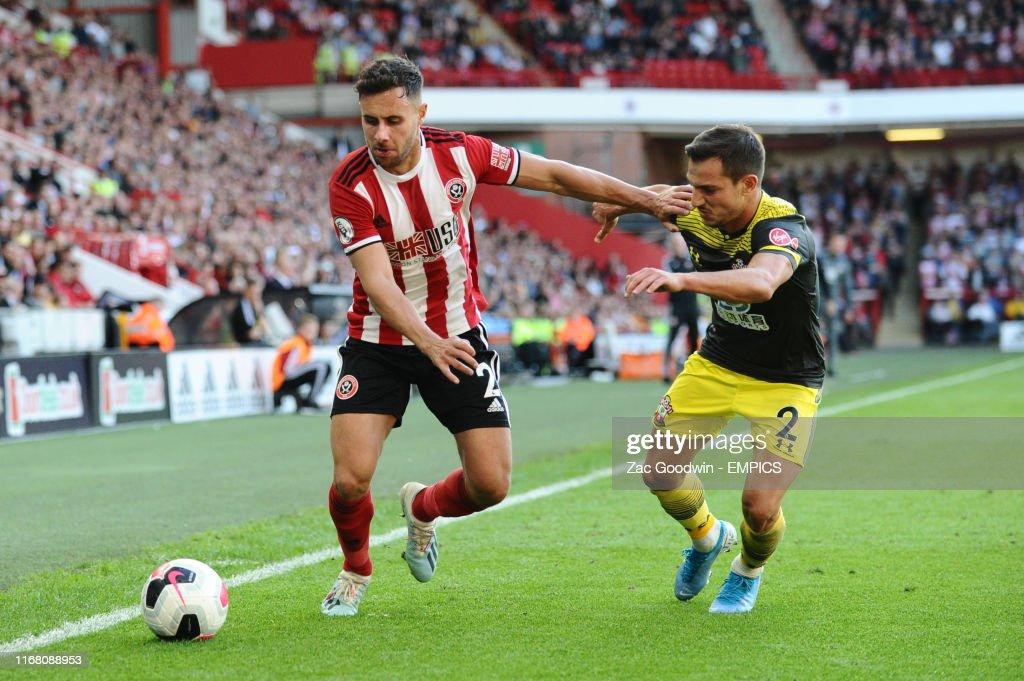 Sheffield United v Southampton - Premier League - Bramall Lane : ニュース写真