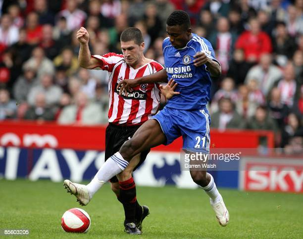 Soccer Fa Barclays Premiership Sheffield United V Chelsea ...
