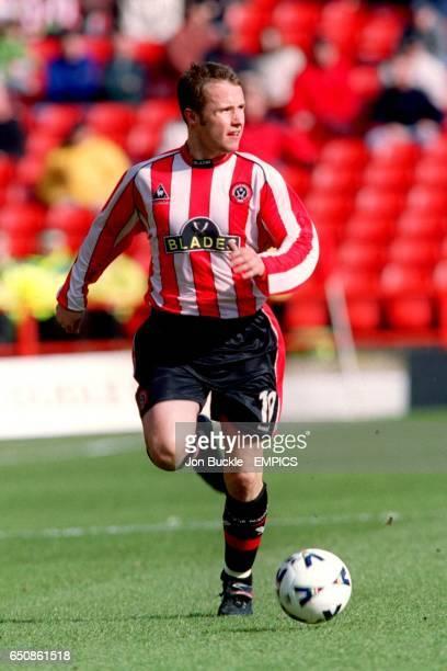 Sheffield United's Paul Devlin