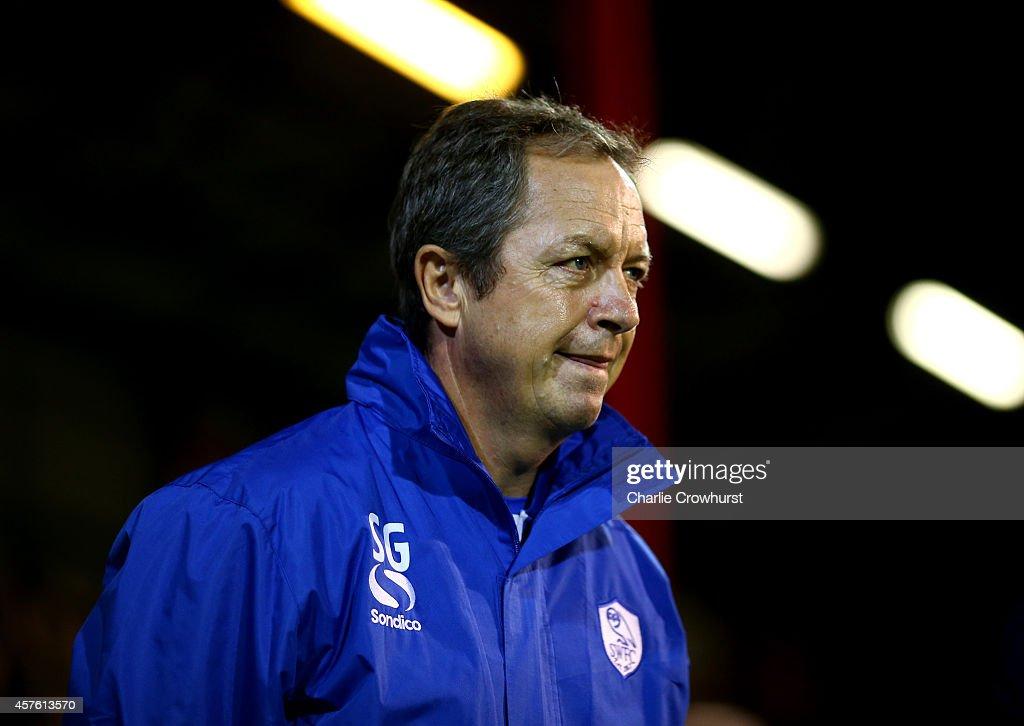 Brentford v Sheffield Wednesday - Sky Bet Championship : News Photo