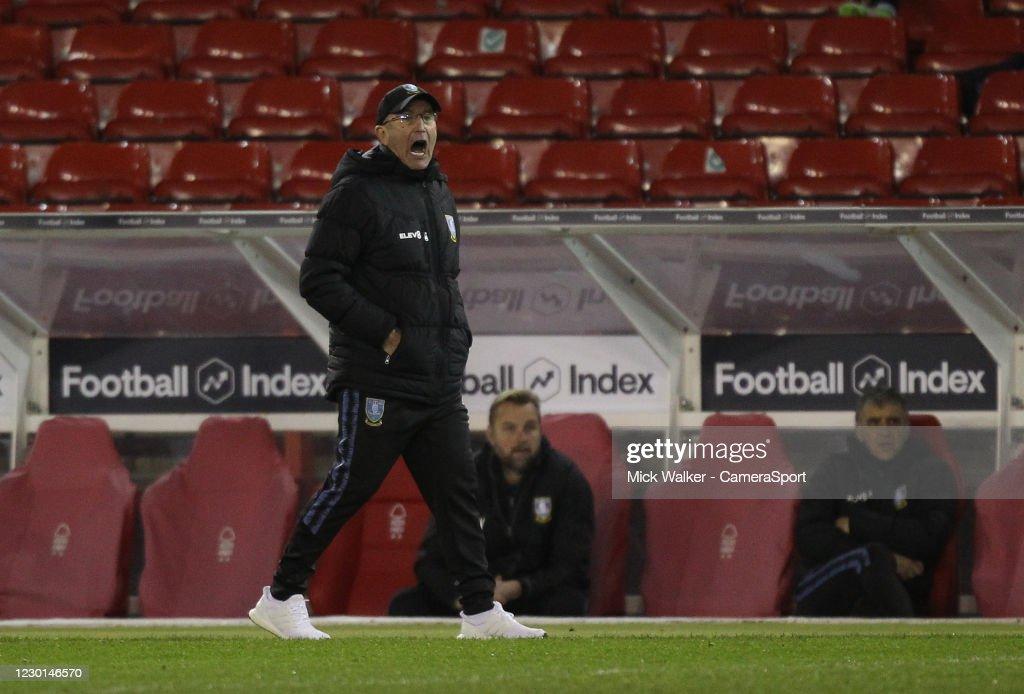 Nottingham Forest v Sheffield Wednesday - Sky Bet Championship : News Photo