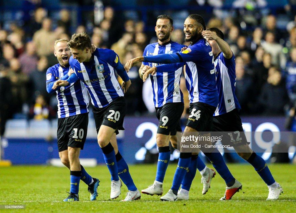 Sheffield Wednesday v Leeds United - Sky Bet Championship : News Photo