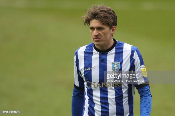 Sheffield Wednesday's Adam Reach during the Sky Bet Championship match between Sheffield Wednesday and Preston North End at Hillsborough Stadium on...
