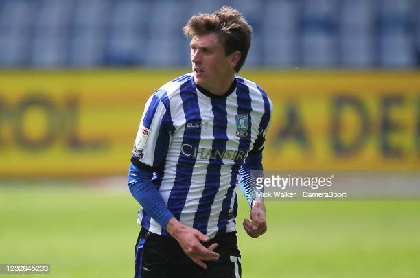 Sheffield Wednesday's Adam Reach during the Sky Bet Championship match between Sheffield Wednesday and Nottingham Forest at Hillsborough Stadium on...