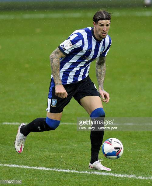 Sheffield Wednesday's Aden Flint during the Sky Bet Championship match between Sheffield Wednesday and Luton Town at Hillsborough Stadium on October...