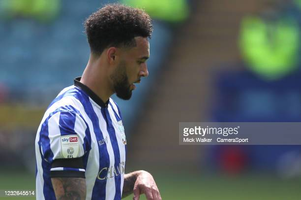 Sheffield Wednesday's Andre Green during the Sky Bet Championship match between Sheffield Wednesday and Nottingham Forest at Hillsborough Stadium on...